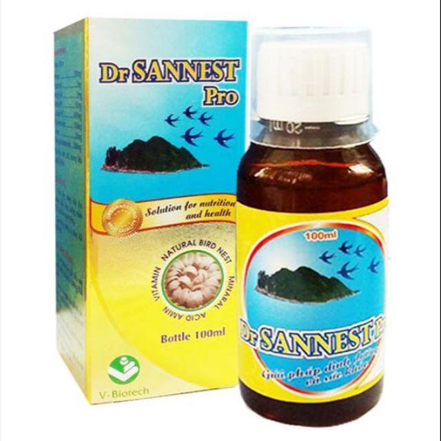 Yến sào Dr Sannest pro - 10085544 , 1228205676 , 322_1228205676 , 75000 , Yen-sao-Dr-Sannest-pro-322_1228205676 , shopee.vn , Yến sào Dr Sannest pro