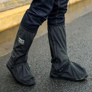 Ủng bọc giày đi mưa nhựa PVC - U02