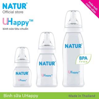 Bình Natur Uhappy 60ml 120ml 240ml
