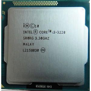 CPU I3 3220 ( 3.3G/3M/sk 1155 )