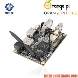 Máy tính nhúng Orange Pi Lite 2 USB 3.0 H6 1GB RAM Quadcore 64bits thumbnail