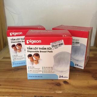 hộp 24pc Lót Thấm Sữa Pigeon hàng loại 1 thumbnail