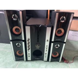Loa SoundMax A-8900 4.1 cũ ít sử dụng, các chức năng đầy đủ giá rẻ