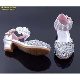 Giày xinh cho bé gái đi học
