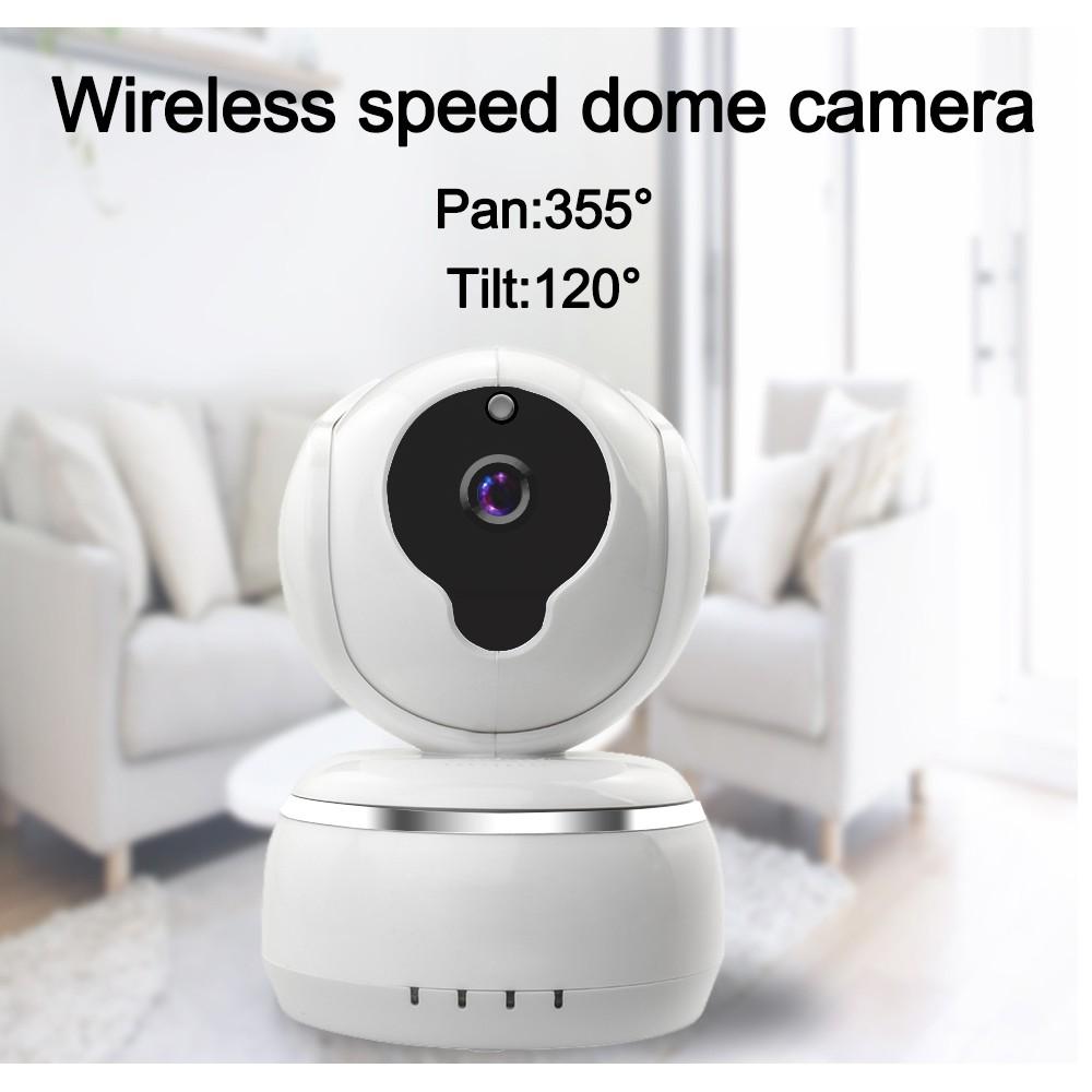 Camera IP Robo 2 Anten Yoosee 1080P Doremon Quan Sát Ngày Đêm