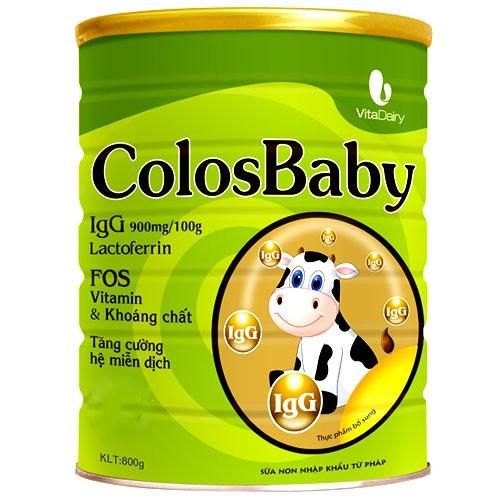 Sữa Non Colos Baby 800g [1- 3 tuổi] - 2868902 , 959869378 , 322_959869378 , 460000 , Sua-Non-Colos-Baby-800g-1-3-tuoi-322_959869378 , shopee.vn , Sữa Non Colos Baby 800g [1- 3 tuổi]