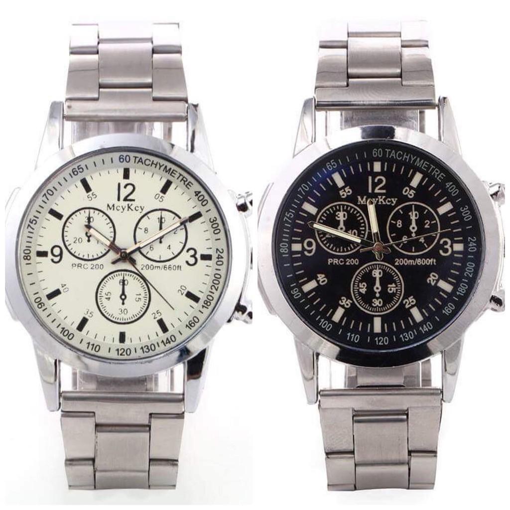 [FreeShip – Sale khô máu] Đồng hồ thời trang nam Mcykey đồng hồ cơ thời trang cao cấp