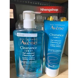 [Mẫu mới] Sữa rửa mặt da dầu mụn Avene Cleanance thumbnail