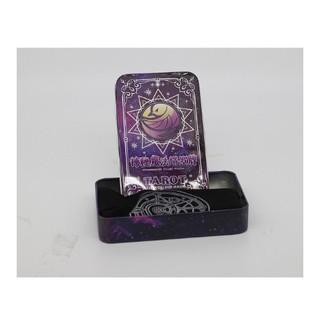 Bộ Bài Tarot Magic Chất Lượng Cao Hộp Sắt |buttanghinh