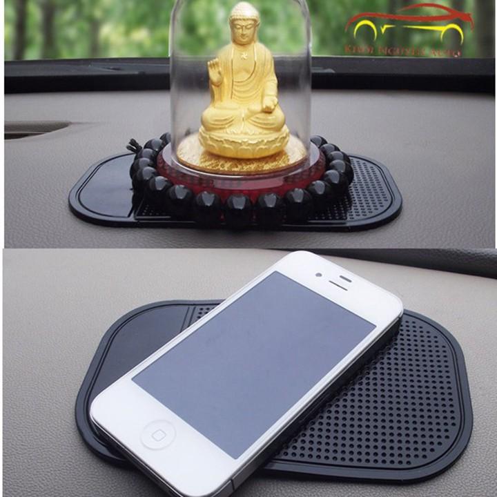 Miếng giữ điện thoại chống trượt giá đỡ điện thoại chống trơn trượt - Nhiều màu