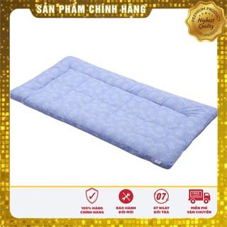Nệm kiểu Nhật thanh lý kích thước 1mx2mx7cm thích hợp giường tầng, giường kí túc xá, nệm văn phòng thumbnail