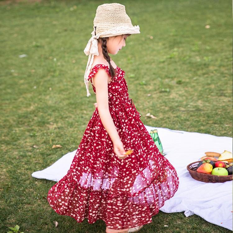 váy bé gái thời trang