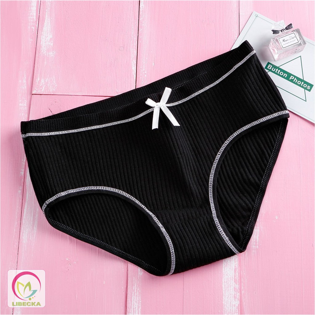 [Mã WASTDEP giảm 5K đơn bất kì] Quầnlót nữ quần lót dễ thương tăm tre thông hơi giá rẻ đẹp thời trang QLN12