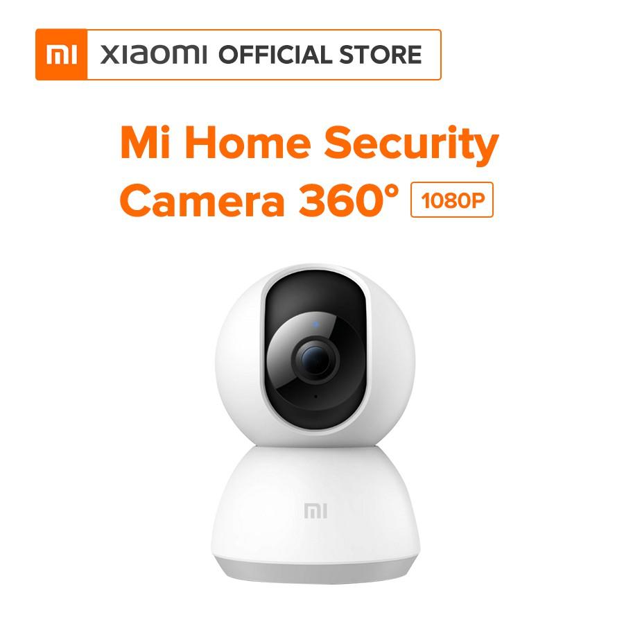 Camera An Ninh Xiaomi Mi Home Security Camera Basic 360° 1080p - Hàng chính hãng - BH 12 tháng