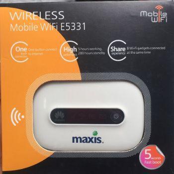 Bộ phát wifi từ sim 3G Huawei E5331 – Tốc độ 150 Mbps, pin 1500 mAh Giá chỉ 590.000₫