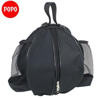 Túi đựng bóng rổ có ngăn đựng bình nước, ngăn nhỏ đựng phụ kiện chất liệu cao cấp POPO thumbnail