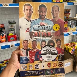 Match Attax Coundown Calendar ( 120 thẻ )