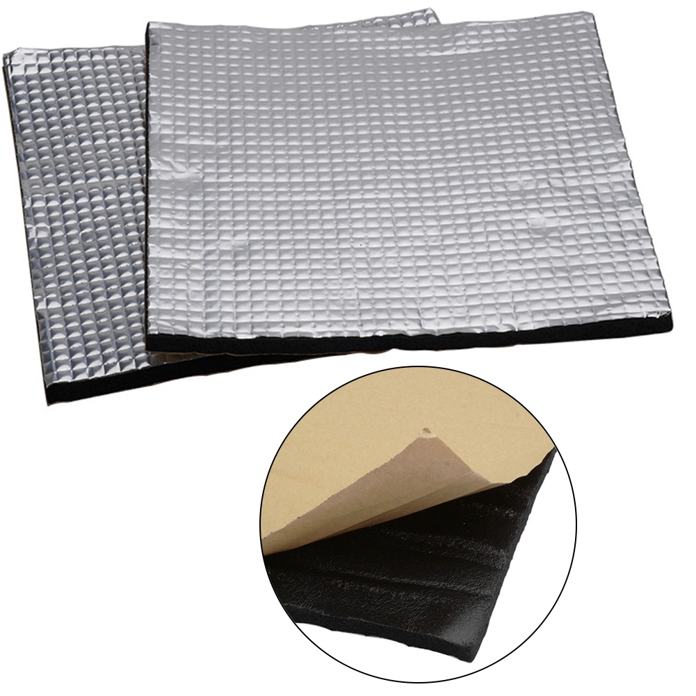 Foil Heating Bed Self-adhesive Office 3D Printer Parts Insulation Cotton Giá chỉ 45.000₫