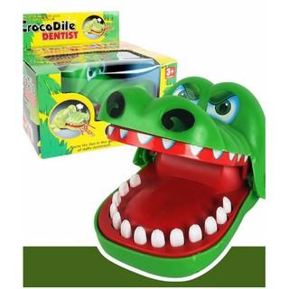 Combo khám răng cá sấu tặng Uno cơ bản
