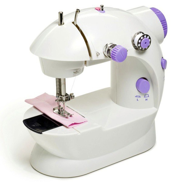 Máy may mini đa năng CMD giành cho gia đình - Máy khâu đa năng, máy khâu mini gia đình