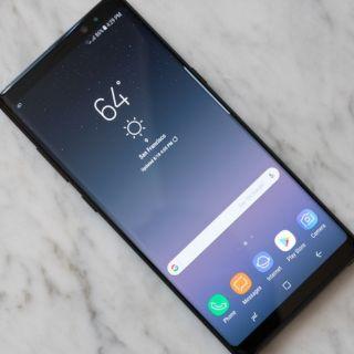Note 8 đen chính hãng còn bảo hành full hộp