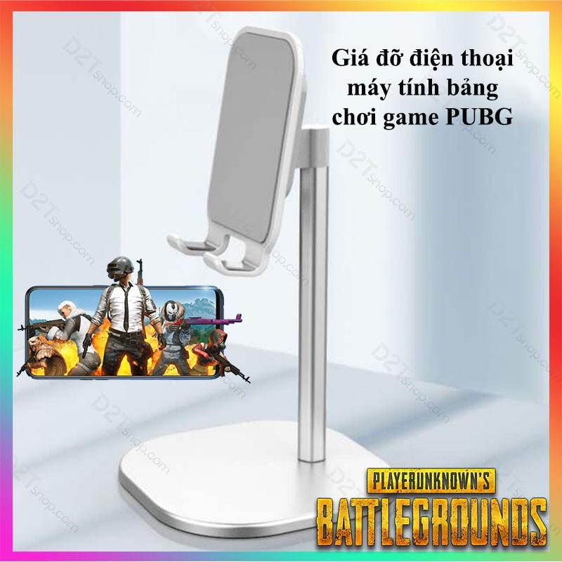 Bộ giá đỡ cao cấp cho điện thoại và máy tính bảng chơi game PUBG, Call of Duty dùng với Flydigi Q1 ,Handjoy D4,Rezar P30