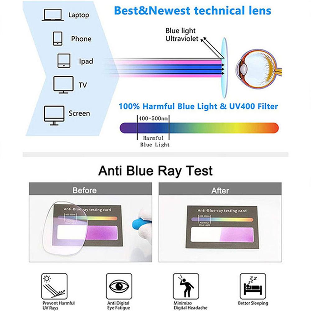 Kính đổi màu cảm quang đổi màu kính Kính Mát Chống Tia Uv400 2 Trong 1 Mắt Kính Gọng Kim...