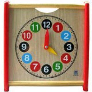 Đồng hồ học đếm hai mặt ( Hàng Việt Nam)