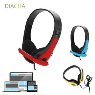 Tai nghe chụp tai chuyên chơi game Diacha Bass chống ồn cho điện thoại và máy tính