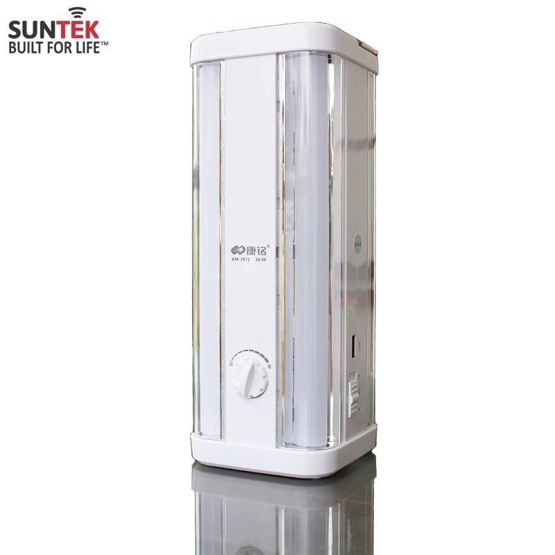 Đèn LED tích điện thông minh SUNTEK KM-7671