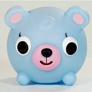 Đồ Chơi Bóp Chíp Quả Bóng Sankyo Toys Nhật Bản – Con Gấu