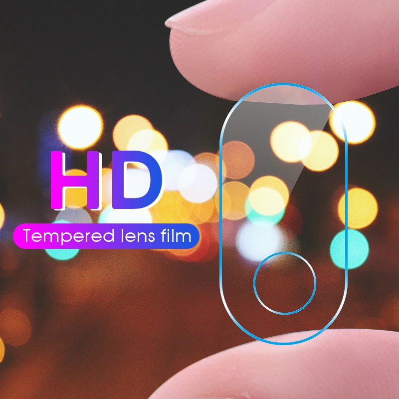 Camera Lens Screen Film For Xiaomi Redmi Note 5 6 K20 Pro 7S Mi8 Lite Mi9SE Mi6X Protector Case