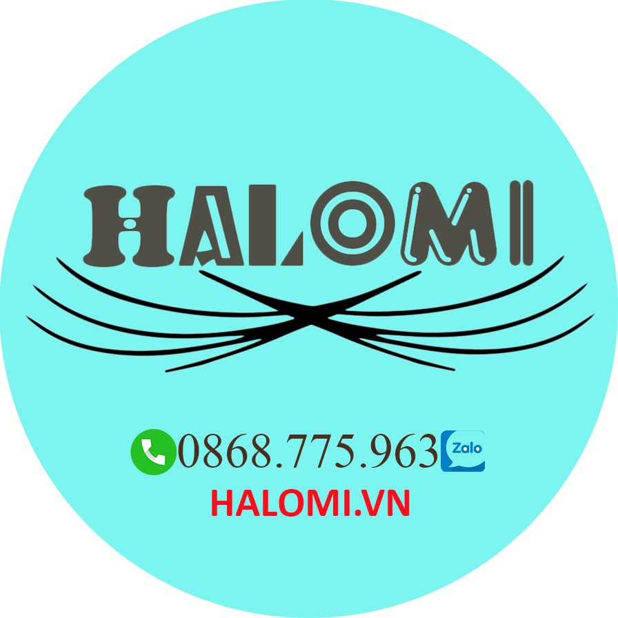 HALOMI COSMETICS ACCESSORIES