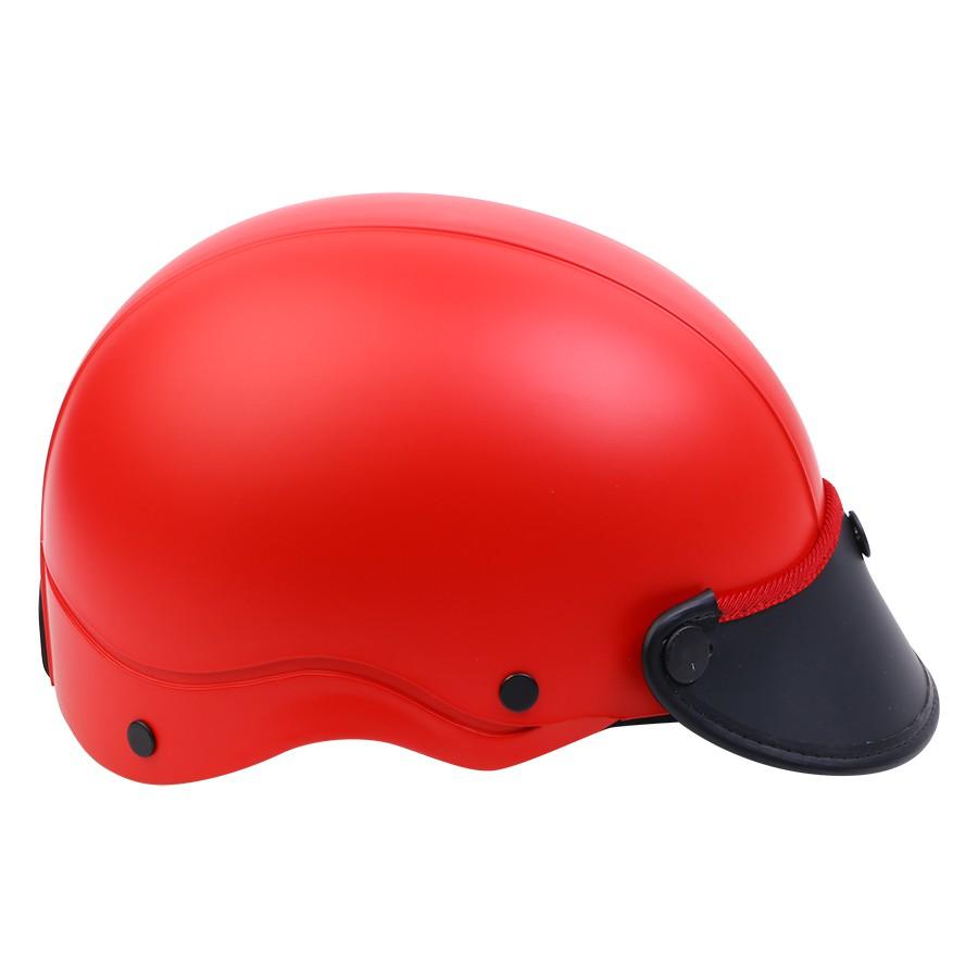Mũ bảo hiểm 1/2 đầu Napoli N088 sơn - Nhiều màu