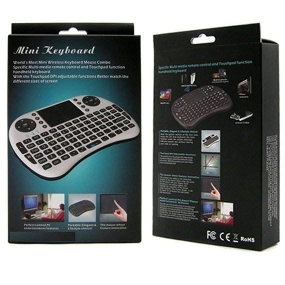 Bàn phím kiêm chuột không dây UKB 500-RF Mini Keyboard có pin 5c - 2900334 , 1140056192 , 322_1140056192 , 270000 , Ban-phim-kiem-chuot-khong-day-UKB-500-RF-Mini-Keyboard-co-pin-5c-322_1140056192 , shopee.vn , Bàn phím kiêm chuột không dây UKB 500-RF Mini Keyboard có pin 5c