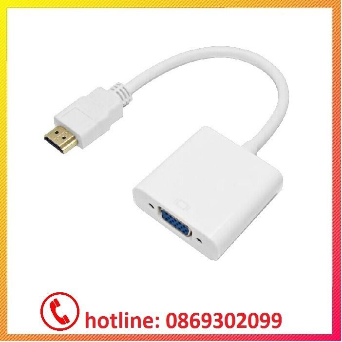 Dây chuyển đổi chân HDMI ra cổng VGA - Từ máy tính - laptop ra tivi - màn hình - máy chiếu - 3519907 , 995728354 , 322_995728354 , 69000 , Day-chuyen-doi-chan-HDMI-ra-cong-VGA-Tu-may-tinh-laptop-ra-tivi-man-hinh-may-chieu-322_995728354 , shopee.vn , Dây chuyển đổi chân HDMI ra cổng VGA - Từ máy tính - laptop ra tivi - màn hình - máy chiếu