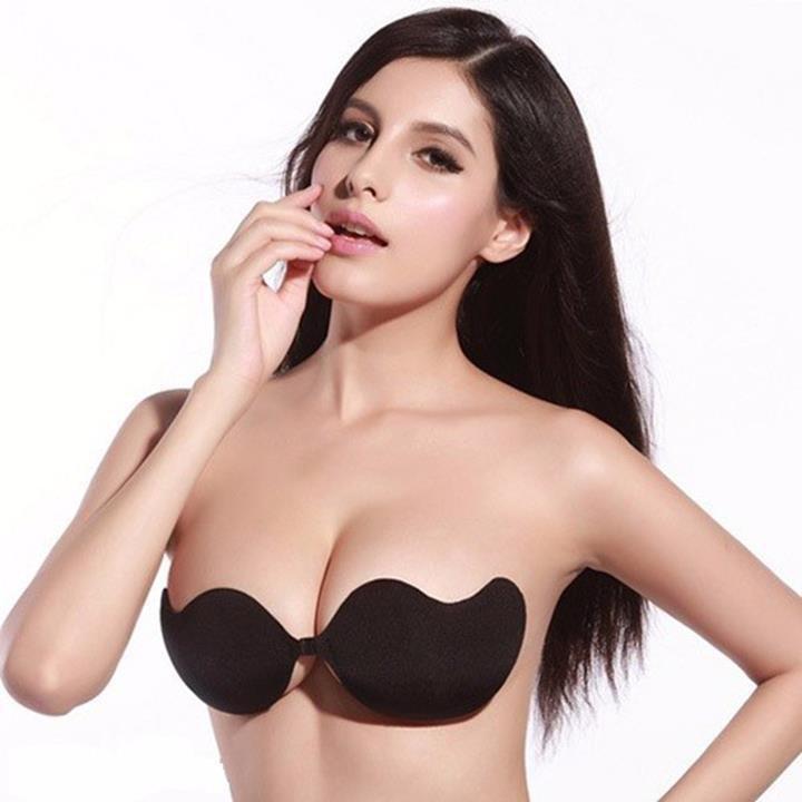 Áo Ngực Không Dây Vbra (Đen )
