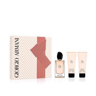 Set Nước Hoa Giorgio Armani Sì EDP 3pcs (100ml & Sữa tắm 75ml & Dưỡng thể 75ml ) - Scent of Perfumes thumbnail
