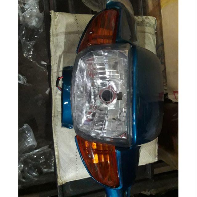 Nguyên bộ đầu đèn w110 tốt .đủ màu