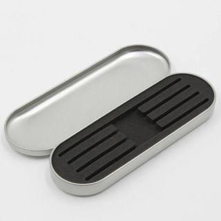 Hộp inox đựng dụng cụ nối mi, hộp nhỏ gọn dựng dựng cụ làm răng làm nail nối mi tiết kiệm bền bỉ, hàng bóng đẹp. thumbnail