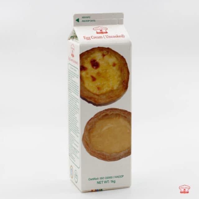 Kem trứng Nhất Hương (làm bánh tart, caramen, ship hoả tốc luôn grap, now)