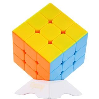 Rubik 3×3×3 xoay trơn, không rít,độ bền cao – Rubik YJ Guanlong Stickerless. Rubik 3×3. Rubik