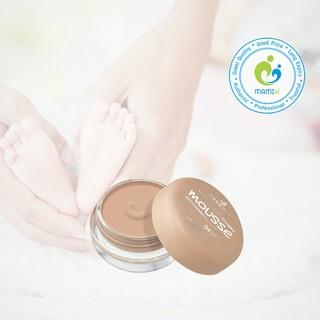 Phấn tươi (16g) trang điểm lót, nền, che khuyết điểm và phấn phủ cho phụ nữ Essence Soft Touch Mousse 04, Đức thumbnail