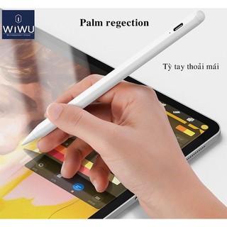 Bút cảm ứng WIWU Stylus Pencil X dành riêng cho các loại IPad , Palm Regection (tỳ tay vẫn sử dụng được) chính hãng thumbnail