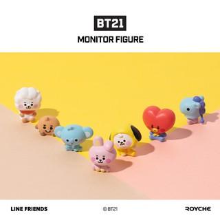 [BTS] MÔ HÌNH MONITOR FIGURE BT21
