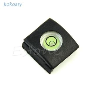 KOK Hot Shoe Bubble Spirit Level Cover Cap For Canon Nikon Pentax Olympus Camera
