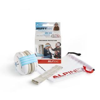 Chụp tai chống ồn Alpine Muffy Baby (Dành cho trẻ em, trẻ sơ sinh từ 2 tháng – 36 tháng tuổi) – Nhập khẩu Hà Lan