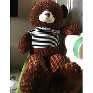 GẤU SIÊU TO – Gấu Teddy 1m8 cỡ đại – Gấu bông Teddy khổ m8