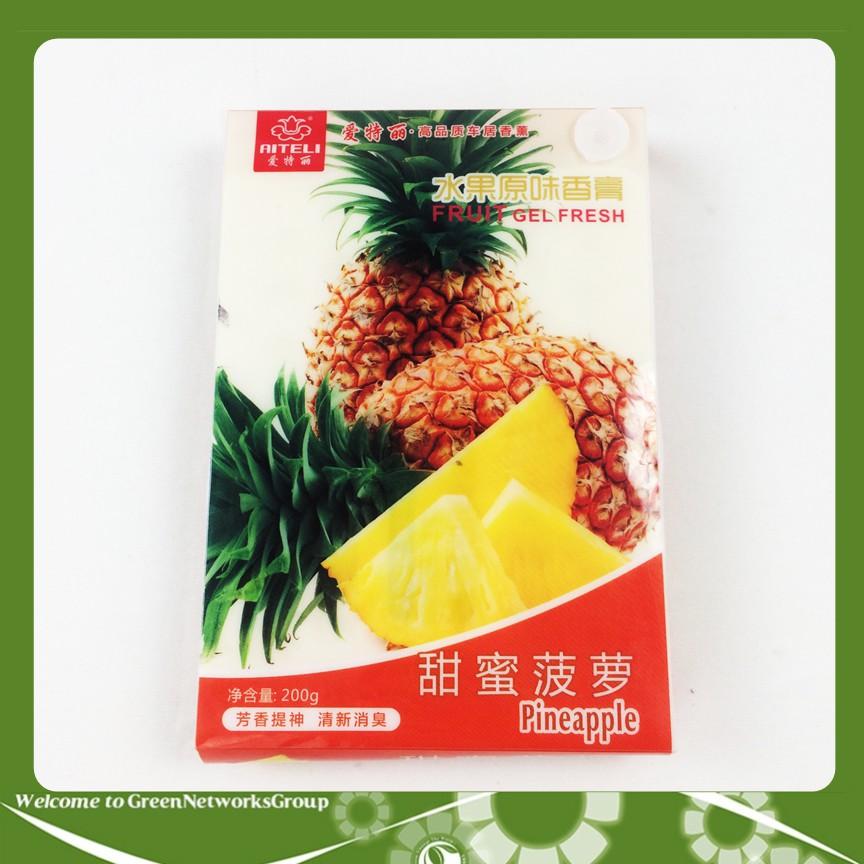 Hộp sáp thơm Fruit hương Pineapple