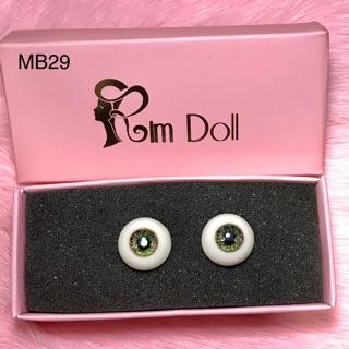 Mắt búp bê bjd Rimdoll eyes 14mm